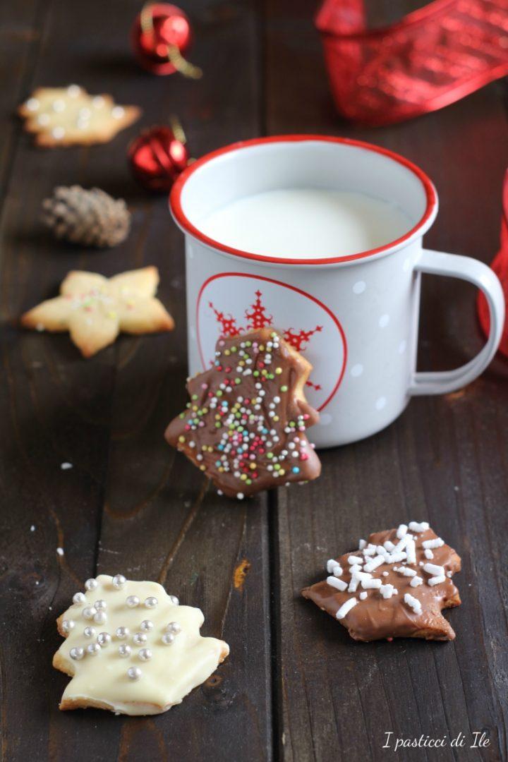 biscotti natalizi all'anice stellato