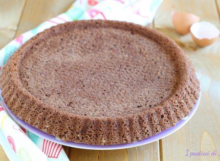 Crostata morbida al cacao con stampo furbo