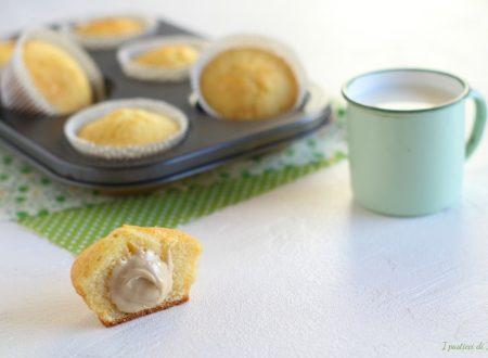 Muffin con cuore di Nutkao