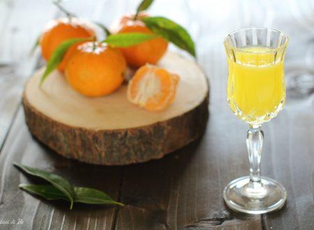 Liquore al mandarino veloce