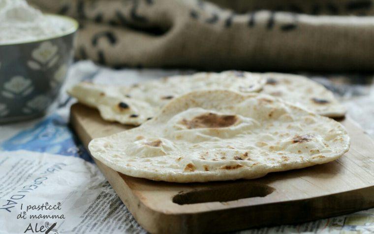 Ricetta del pane chapati