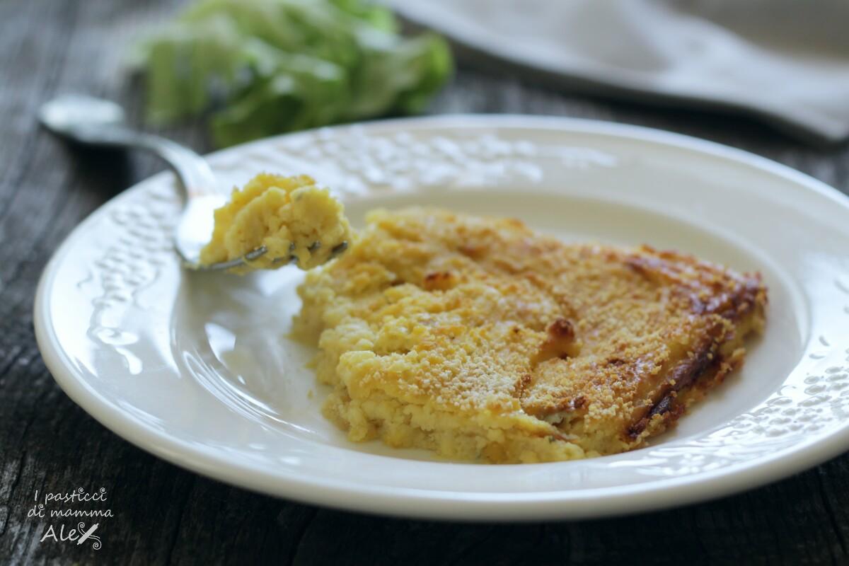 Pasticcio di patate e formaggio - ricetta semplice