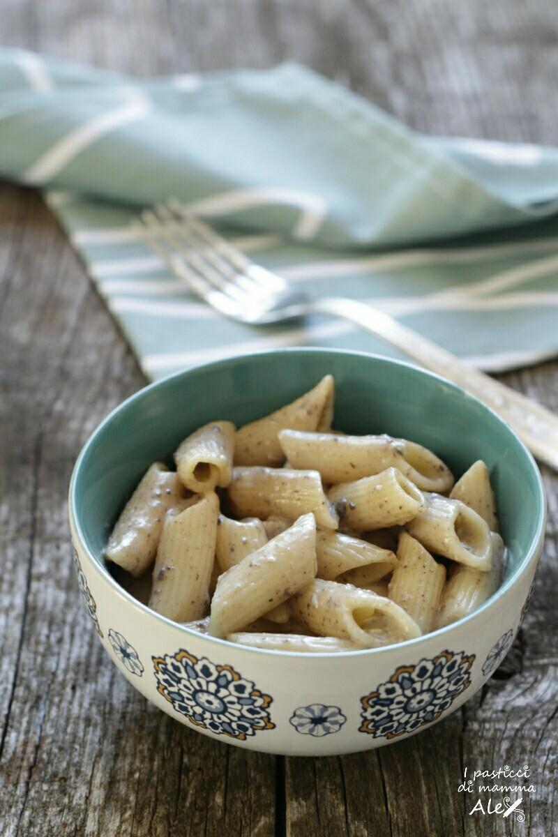 Pasta alla cenere ricetta veloce i pasticci di mamma alex for Barilla ricette