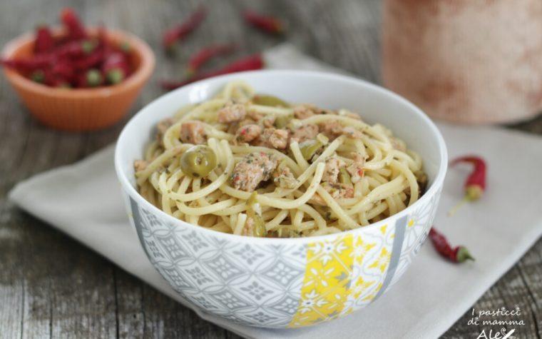 Spaghetti di pesce saporiti – ricetta veloce e collaudata