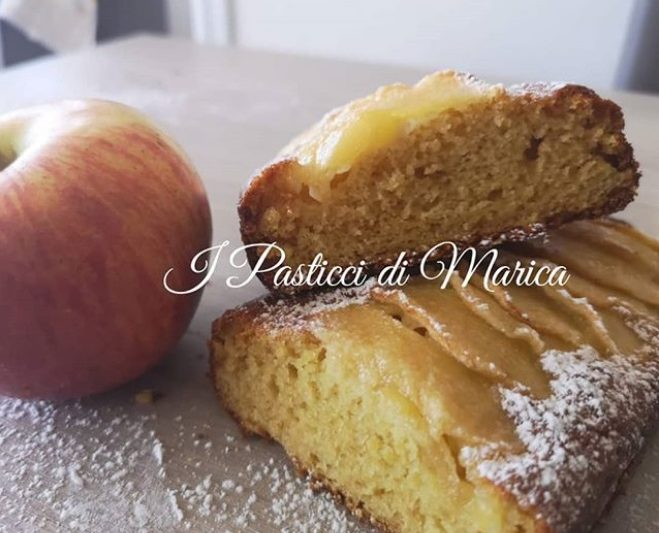 Apple Cake – Torta di mele