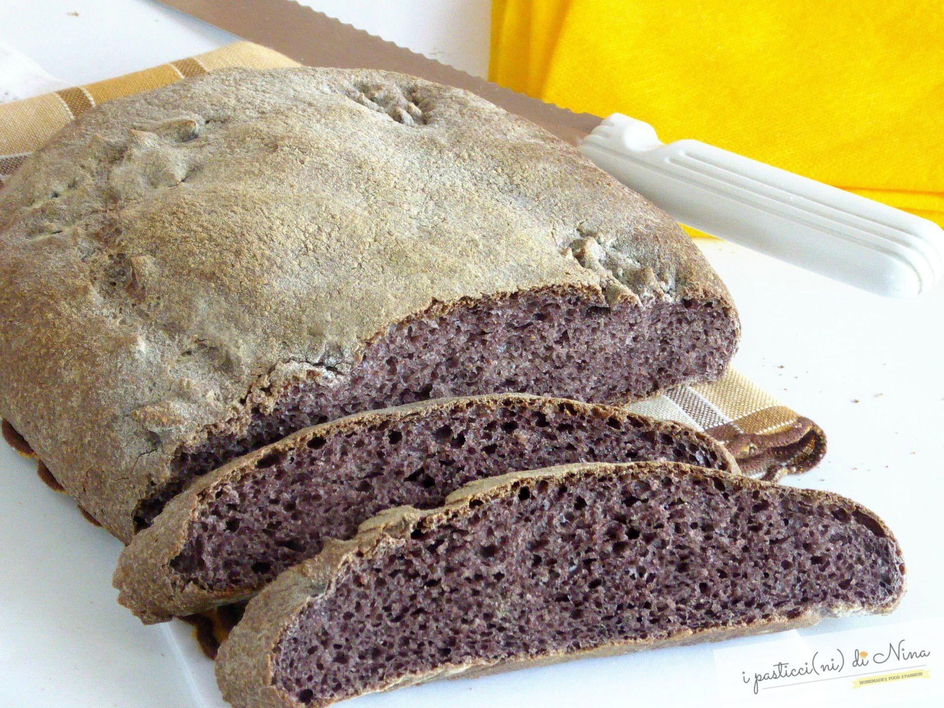 pane con farina di riso venere