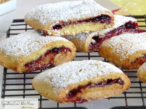 MINI STRUDEL ALL'AMARENA