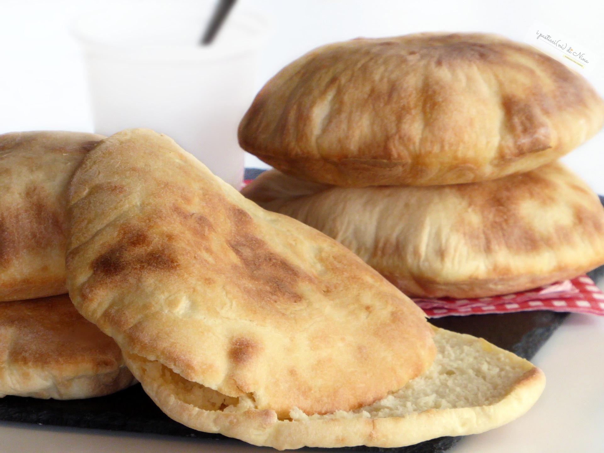 pane con yogurt pane indiano