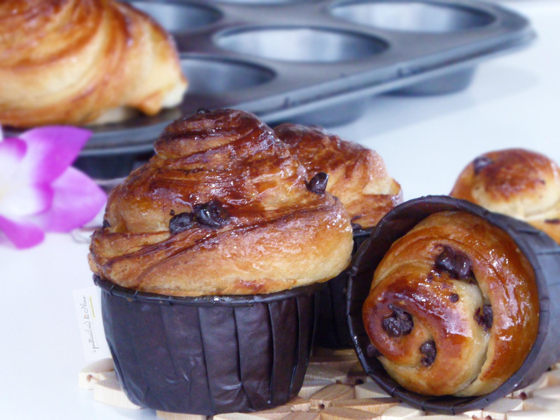 cruffin un incrocio tra croissant e muffin