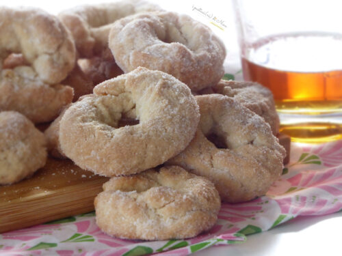 CIAMBELLINE ALL'AMARETTO