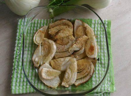 Ricetta light: finocchi gratinati al forno