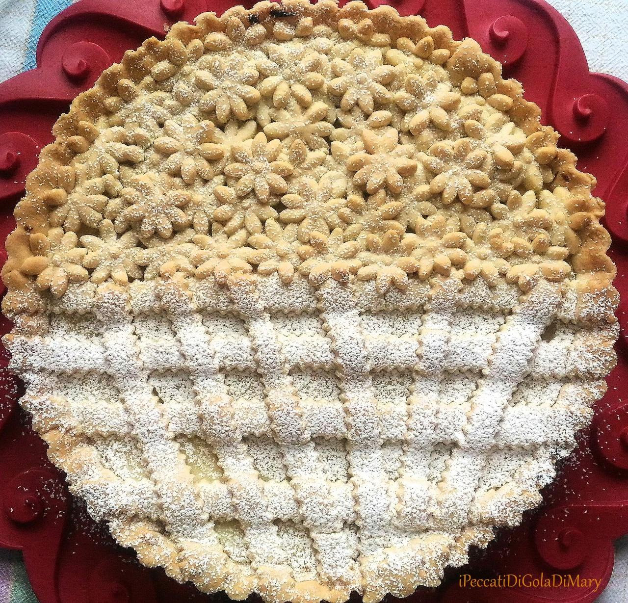 crostata, pasta frolla