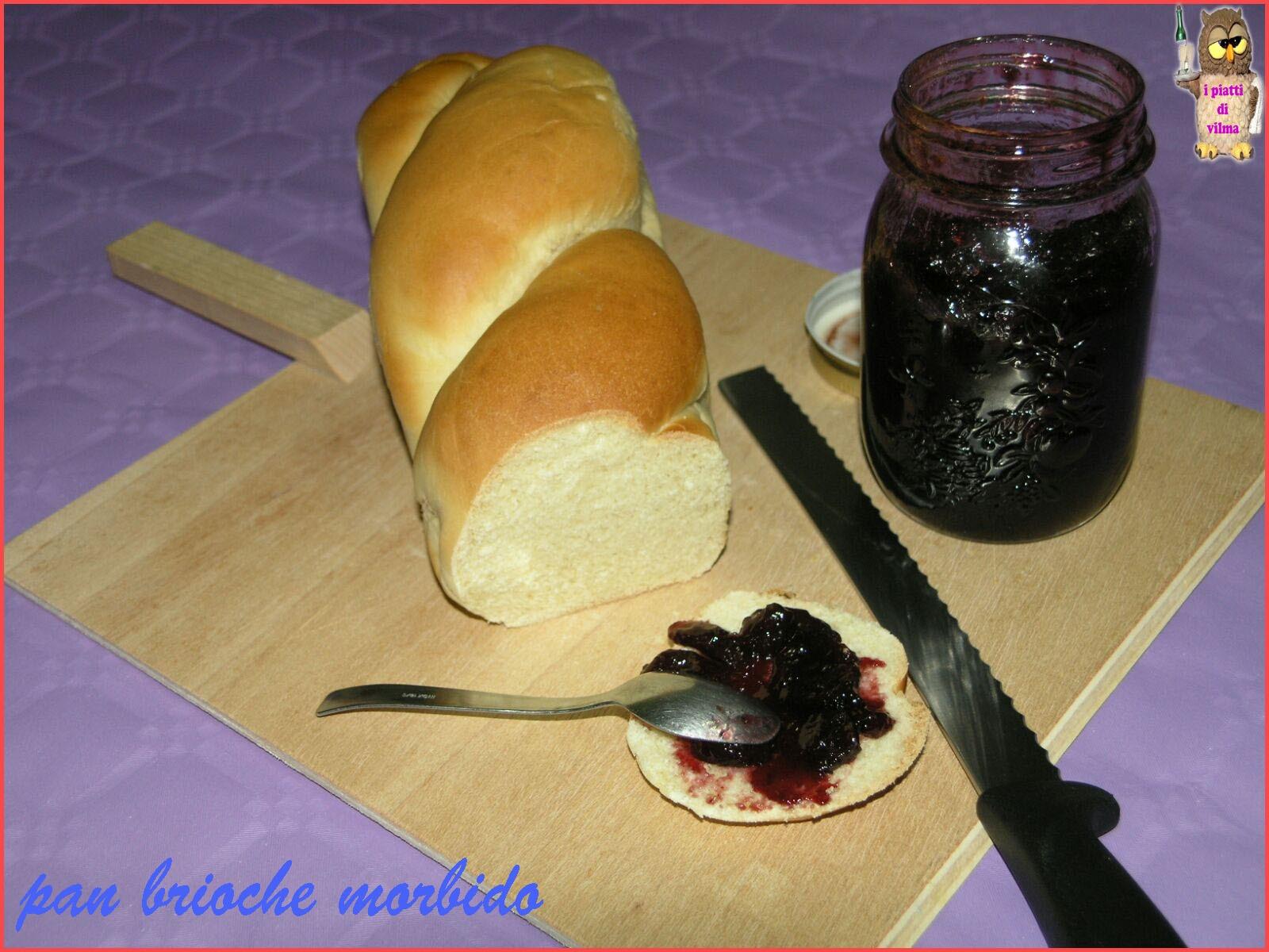 pan brioche morbido