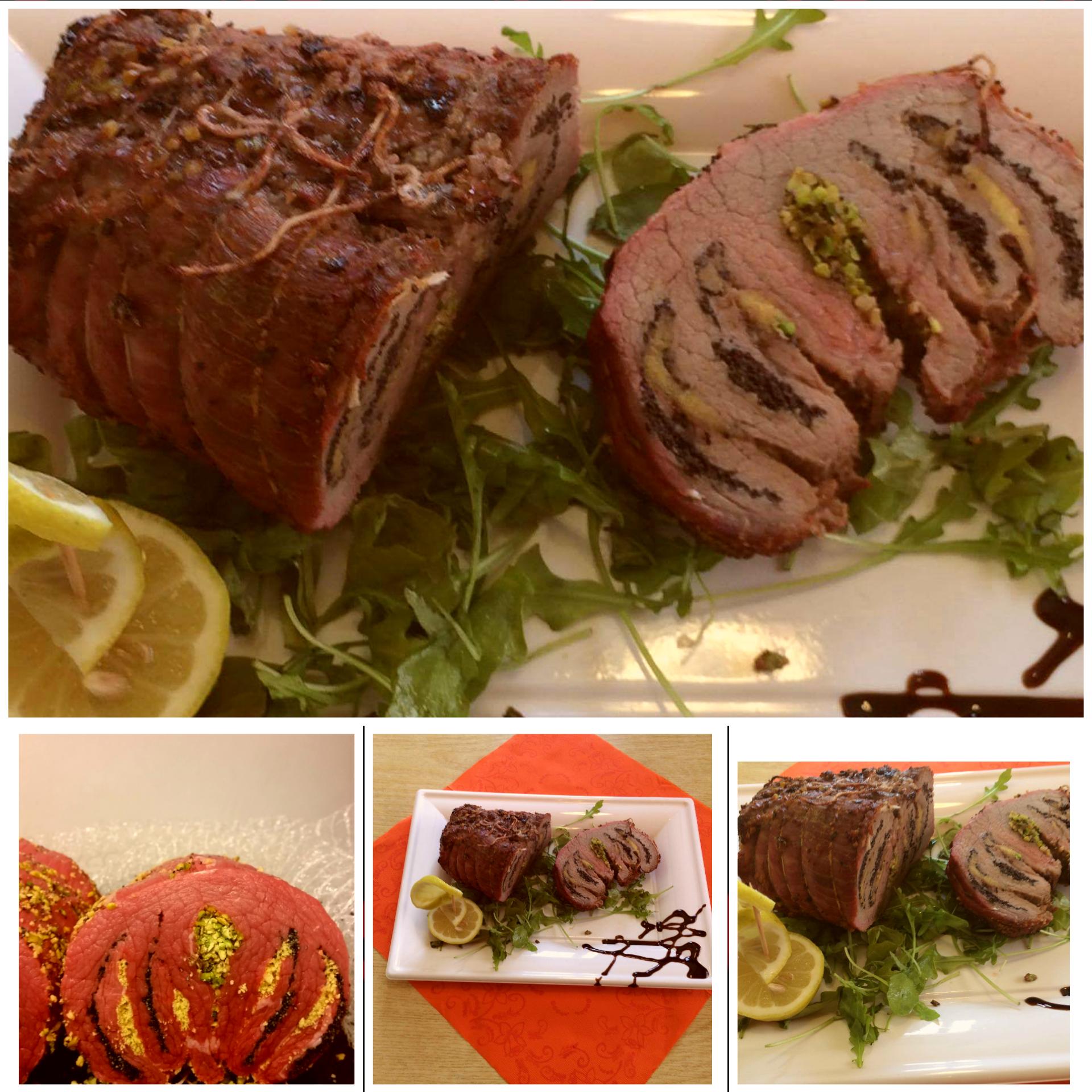 Come cucinare un arrosto di bovino a cartoccio - Come cucinare fettine di bovino ...
