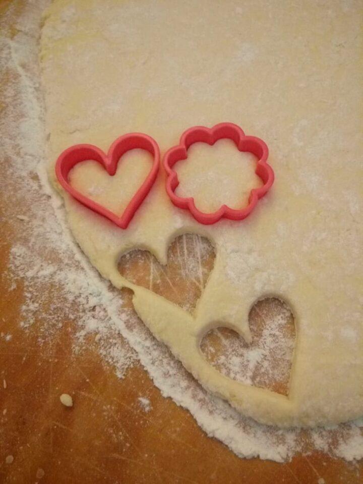 Biscotti con ricotta soffici e senza grassi: Sono  biscotti leggerissimi perché non contengono burro e neanche olio.
