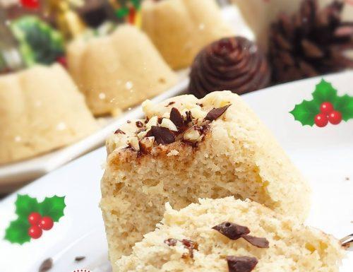 Muffins zenzero e uvetta (senza glutine e lattosio)