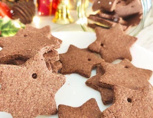 Biscotti Pan di Zenzero (vegan e senza glutine)