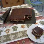 """""""Torta Al Cioccolato Con Crema Mascarpone Al Caffè""""…!!!"""