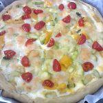 """Torta Salata Con Ortaggi""...!!!"