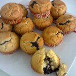 """Mini Muffin Con Marmellata Di Mirtilli""…!!!"