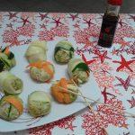 """""""Finto Sushi Di Verdure E Tonno""""…!!!"""
