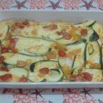 """""""Parmigiana Di Zucchine Con Sugo Di Pomodorini""""...!!!"""