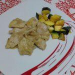 """""""Pollo Al Cocco Con Contorno Di Zucchine""""...!!!"""