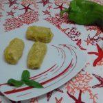 """""""Crocchette Di Peperoni E Patate Con Cuore Filante""""...!!!"""
