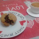 """""""Muffin Al Cocco Con Cuore Fondente (Nocciotella)""""…!!!"""