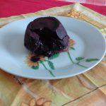 """""""Tortino Al Cioccolato Dal Cuore Morbido""""…!!!"""