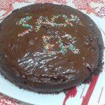 """""""Sacher Torte Senza Burro E Latte""""…!!!"""