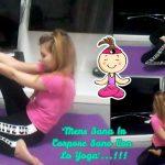 """""""Mens Sane In Corpore Sano Con Lo Yoga""""…!!!"""