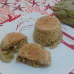 """""""Muffin Salati Con Carciofi E Prosciutto Senza Latte E Uova""""…!!!"""