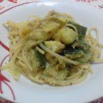 """""""Bavette Con Crema Di Zucchine E Tonno""""…!!!"""
