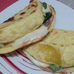 """""""Piadine Senza Strutto Con Zucchine Grigliate""""…!!!"""