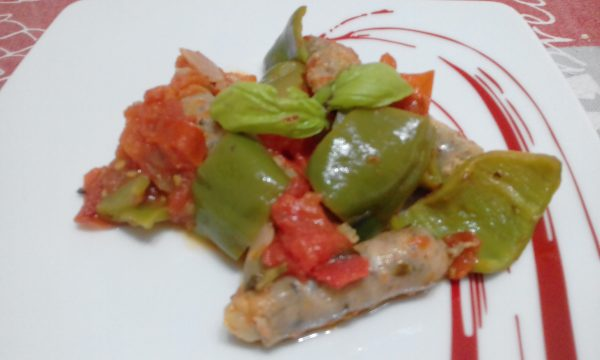 """""""Peperoni E Salsiccia In Padella""""…!!!"""