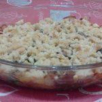 """""""Crumble Salato Di Verdure""""…!!!"""