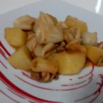 """""""Calamari E Patate In Padella""""...!!!"""
