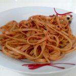 """""""Bavette Al Pesto Alla Trapanese""""…!!!"""