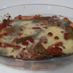 """Parmigiana Di Peperoni""…!!!"