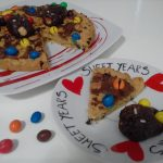 """Torta Cookies E M&M'S E Topini Di Cioccolato""…!!!"