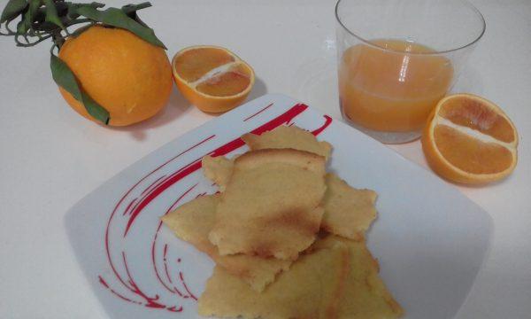 """""""Biscotti Morbidi All'Arancia Senza Burro""""…!!!"""