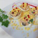 """""""Uova Mimosa Ripiene Di Tonno E Maionese(Mimosa Eggs)""""...!!!"""