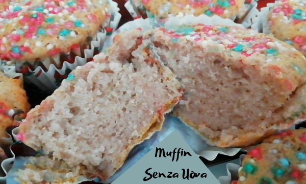 Muffin Allo Yogurt Senza Uova