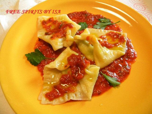 Ricerca ricette con tortelli ricotta e spinaci for Cucinare spinaci