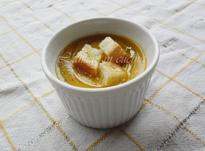 zuppa carote e patate