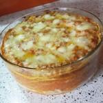 lasagne di crepes
