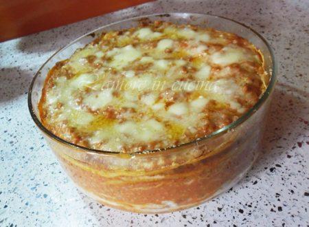 Lasagne di crepes, ricetta per il pranzo di Natale