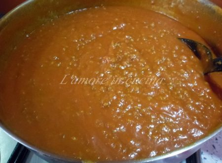 Ragù di carne, ricetta base