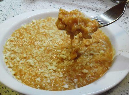 Riso pomodoro e mozzarella semplicissimo